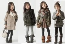 Kiddie Style / Mini sartorialists. / by ning fathia