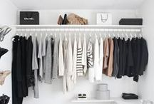 STORAGE / CLOSETS / Walk-in wardrobes and beautifully stylish storage solutions.