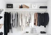 Stylish Storage / Walk-in wardrobes and beautifully stylish storage solutions.