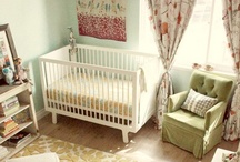 Spaces for smalls / Decor ideas for kids spaces: bedroom, playroom, and everything in between