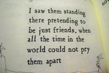 Good Quotes / by Libby Johnson