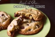 Cookie Monster Recipes / by Mary | Sweet Little Bluebird