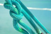 Blue-greens / Turquoise, sea foam green, teal, dark cyan, aqua... / by Gloria