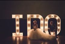 """When I say """"I do"""" / A wedding so beautiful it can only be rivaled by the love and marriage I share with my future husband / by Maggie Partin"""