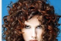 hair ideas / by Veronica Johnston-Jaekel