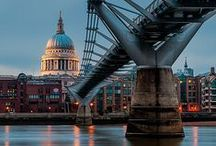 My London / My home town and to me, the best city in the world - ever!  / by Beautiful Life