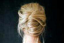 hair, nails & makeup ;) / by Samantha Schubert