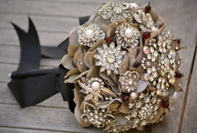 Brooches and Earrings