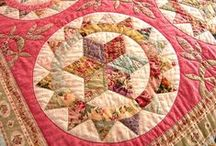 Old quilt blocks