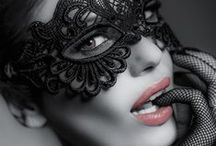 6. Sensual with mask