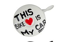 My beloved bicycle / I love my bike  / by Tracy Burns