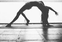 namaste / by Lauren Harrell