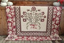 Applique Quilts / Wonderful Applique Quilts from the past and present.