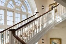 STAIRCASES / A selection of stunning staircases.