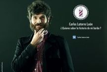 ¿Quieres saber la historia de mi barba ? / Selección de trabajos realizados por Carlos Latorre León