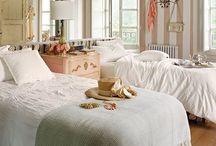 B & B: Twin Rooms / Occupancy: 2.  Single Beds / by Gloria