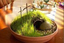 RESURRECTION Sunday DIY Ideas! / #ResurreftionDay #diy #kids #art