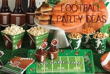 Football Party / Football Party... Super Bowl... / by Kimmie Faye Brown
