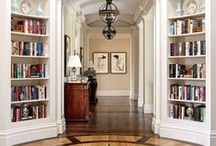 Bookshelves / Libraries / Beautiful book rooms and stunning libraries.
