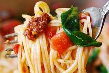 Delish Pasta Dishes