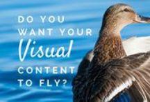 Visuell marknadsföring (bilder) / Bra tips om att använda bilder i marknadsföringen på digitala och sociala medier
