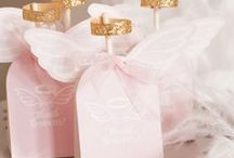 Celebrations -- Christening / The little touches that make a child's christening extra special