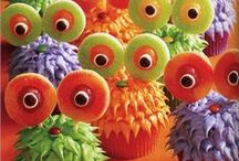Celebrations -- Monster party / Roar!  This monster party ideas are sure to be a hit with the kid crowd.