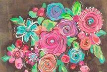I WILL paint again...someday... / by Amanda Robbins