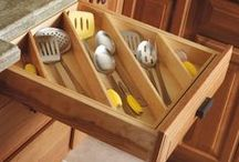 Organize the Home / Organization tips and DIY projects. / by Caitlin M