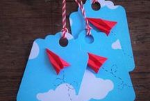 Celebrations -- Airplane party / Creative concepts for an airplane themed child's party