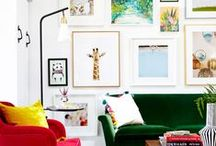 WALL ART / GALLERY WALLS
