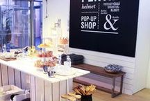 Pop-up Stores / Shops