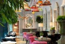 Hotels & Fancy Places / Hotel interiors from all around the world.