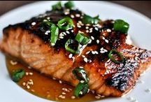 Fish/Seafood Recipes / by Heather Sullivan