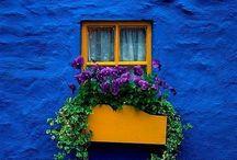Doors, windows & colors