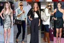 """Outfits / Inspiración para el día a día... Simplemente hay días que todo tu closet, se vuelve en un """"no tengo nada que ponerme""""."""