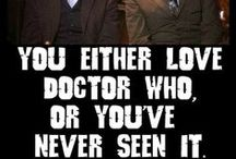 Doctor Who :)  / by Kassie Mull