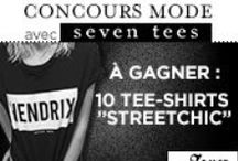 Concours / by Magazine Be