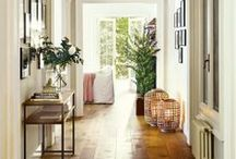 Foyer & floors / by Laura Shzam