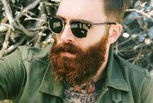 beards / inspiration and temptation / by Lucas Freitas