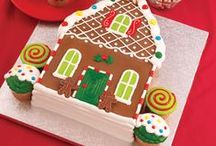 santa's workshop / Christmas is a time for giving. Get ideas for treats, gifts, recipes, and more! / by Bakery Crafts
