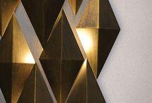 Lighting   Wall Sconces / Custom Lighting, Wall Sconces, Decorative Light Fixtures. Illuminated Wall Features. Custom Lighting Concepts at Lusive Decor. Lusive.com