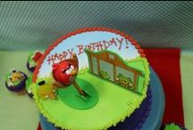 angry birds / by Bakery Crafts