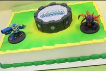 skylanders / by Bakery Crafts