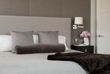 Master Bedroom Inspiration / Ideas for decorating my bedroom