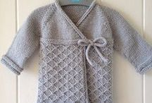Beautiful projects made from my patterns / by Frogginette Knitting Patterns