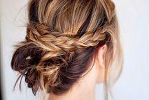 HAIR | Up Styles