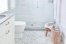INTERIOR | Kitchen/Bathroom