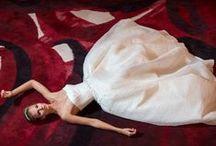 Mariée Glamour / Une mariée élégante, pétillante et attirée par ce qui brille, une mariée glamour.