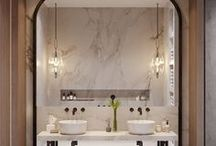 BATHROOM IDEAS | Bali Interiors / Inspiring bathrooms from around the world to recreate at home. www.bali-interiors.com